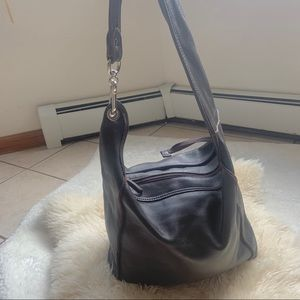 Alberta dicanio made in Italy large hobo bag